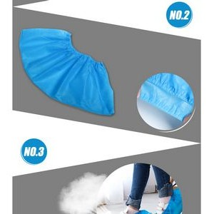 Disposable Non-woven Shoe Cover (Pair)